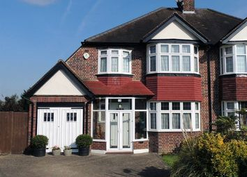 Thumbnail 3 bed semi-detached house for sale in Highland Croft, Beckenham