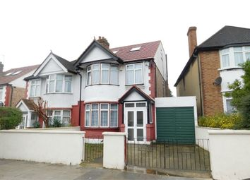 Thumbnail 4 bed semi-detached house for sale in Greenford Avenue, Hanwell, London