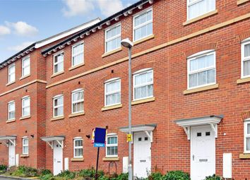 Thumbnail 3 bed town house for sale in Croft Avenue, Sittingbourne, Kent