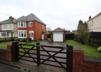 Thumbnail 3 bed detached house for sale in Hospital Lane, Bedworth