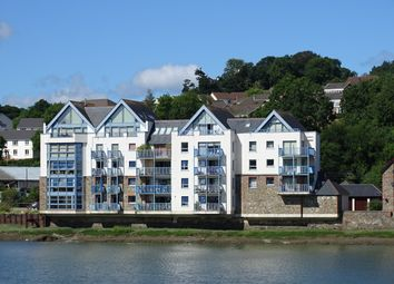 Thumbnail 2 bedroom flat for sale in Longbridge Wharf, Bideford