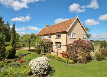 Thumbnail 4 bed detached house for sale in Thorndon, Eye, Suffolk