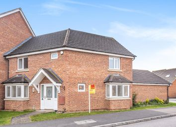 Thumbnail 3 bedroom semi-detached house for sale in Observer Drive, Thatcham