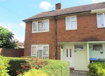 Thumbnail 3 bedroom end terrace house for sale in Sedbergh Road, Southampton