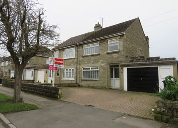 Thumbnail 3 bed semi-detached house for sale in Collett Avenue, Swindon