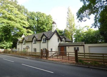 Thumbnail 4 bed detached house for sale in Warrington Road, Lymm, Cheshire