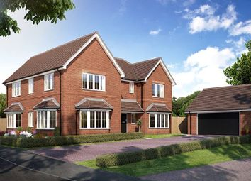"Thumbnail 5 bed detached house for sale in ""The Tilehurst"" at Waynflete Road, Headington, Oxford"