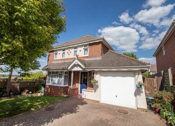 Highdowns, Hatch Warren, Basingstoke RG22. 4 bed detached house for sale
