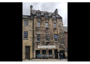 Thumbnail 4 bedroom flat to rent in Bow Street, Stirling