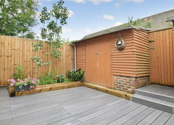 Thumbnail 3 bed terraced house for sale in Brabazon Avenue, Wallington, Surrey