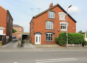 Thumbnail 5 bed semi-detached house for sale in 15 Boythorpe Road, Chesterfield, Derbyshire