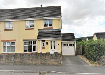 Thumbnail 3 bed semi-detached house for sale in Barleycorn Fields, Landkey, Barnstaple
