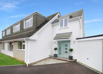 5 bed semi-detached house for sale in South Western Crescent, Lower Parkstone, Poole, Dorset BH14