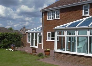 Thumbnail 4 bed detached house for sale in Randall Crescent, Shaw, Swindon