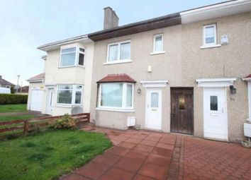 Thumbnail 2 bed terraced house for sale in Camp Road, Garrowhill, Glasgow, Lanarkshire