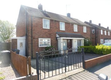 Thumbnail 2 bedroom semi-detached house for sale in Arundel Road, Walton, Peterborough