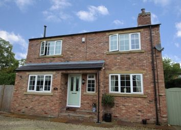 4 bed detached house for sale in Cawood Road, Wistow, Selby YO8