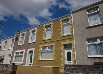 Thumbnail 3 bed terraced house to rent in Baglan Street, Port Tennant, Swansea. 8Jz.