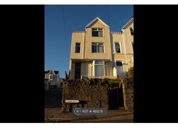 Thumbnail 8 bed end terrace house to rent in Oaklands Terrace, Swansea