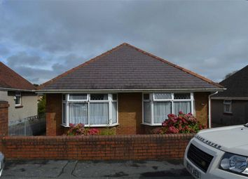 Thumbnail 3 bed detached bungalow for sale in Roger Street, Swansea