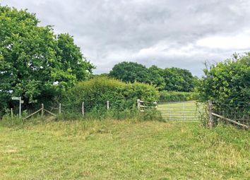 Hever Road, Hever, Edenbridge TN8. Land for sale