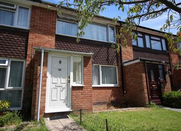 Thumbnail 3 bedroom terraced house to rent in Burleigh Road, Camberley