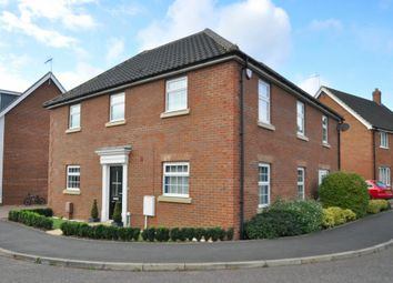 Thumbnail 5 bed detached house for sale in Barham, Ipswich, Suffolk