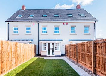 Thumbnail 3 bed mews house for sale in Hallam Fields, Birstall