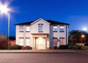 Thumbnail 4 bed detached house for sale in Boltwood Grove, Medbourne, Milton Keynes, Bucks