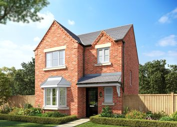Thumbnail 3 bed detached house for sale in Trinity Gardens, Ling Road, Loughborough