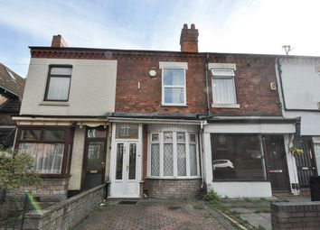 Thumbnail 3 bedroom terraced house for sale in Pershore Road, Selly Park, Birmingham