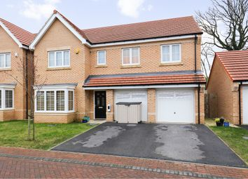 5 bed detached house for sale in Summerhouse Drive, Sheffield S8
