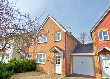 Thumbnail 3 bedroom semi-detached house to rent in Commonside Close, Stafford