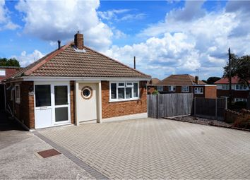 Thumbnail 2 bed detached bungalow for sale in Watson Avenue, Chatham