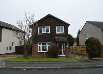 Thumbnail 3 bed detached house for sale in Huntingdon Way, Swansea