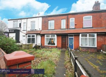 Thumbnail 3 bed terraced house for sale in Bury Road, Breightmet, Bolton, Lancashire.