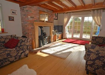 Thumbnail 4 bed detached bungalow for sale in Marsh Garth, Kirkby In Furness, Cumbria