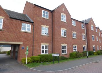 Thumbnail 2 bed flat for sale in Leven Road, Tamworth