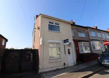 Thumbnail 2 bed terraced house to rent in Regina Road, Liverpool