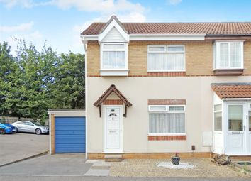 Thumbnail 3 bed end terrace house for sale in Wilmot Court, Warmley, Bristol