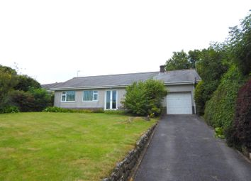 Thumbnail 3 bed detached bungalow for sale in Burry Green, Reynoldston, Swansea