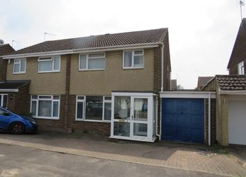 Thumbnail 3 bed semi-detached house for sale in The Pleasaunce, Aston Clinton, Aylesbury