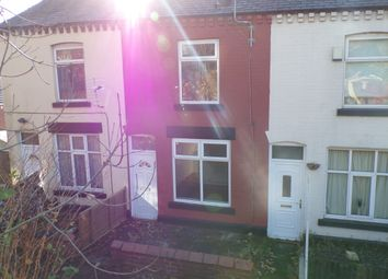 Thumbnail 2 bed terraced house to rent in Craven Street East, Horwich