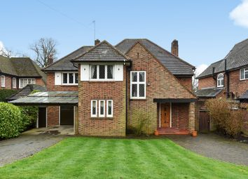 Thumbnail 4 bed detached house for sale in Adelaide Close, Stanmore