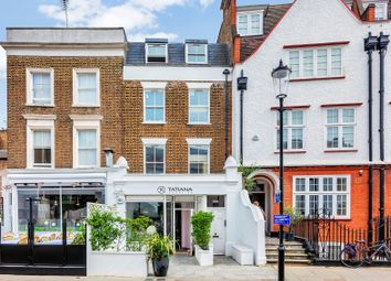 Thumbnail 4 bedroom terraced house for sale in Holland Street, London