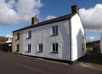 Thumbnail 4 bed semi-detached house for sale in Bridestowe, Okehampton