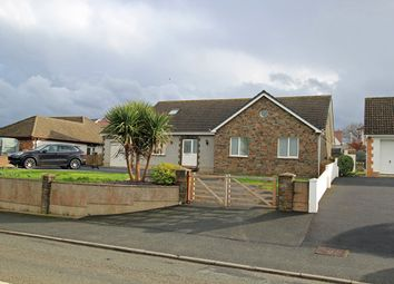 Thumbnail 5 bed detached bungalow for sale in Pwll Trap, St. Clears, Carmarthenshire