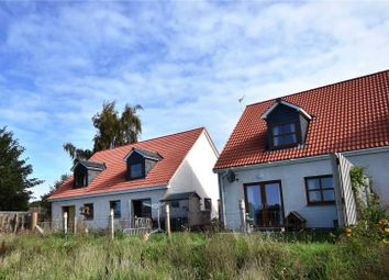 Thumbnail 3 bed semi-detached house for sale in Springfield, By Cupar, Fife