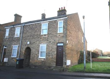 Thumbnail 2 bedroom semi-detached house for sale in Victoria Street, Littleport, Ely