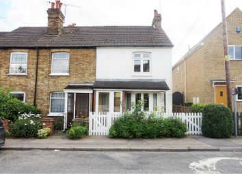 Thumbnail 3 bed end terrace house for sale in Noahs Ark, Sevenoaks